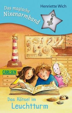 Das magische Nixenarmband 2: Das Rätsel im Leuchtturm von Harvey,  Franziska, Wich,  Henriette