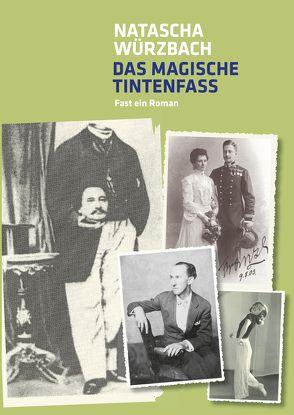 Das magische Tintenfass von Würzbach,  Natascha