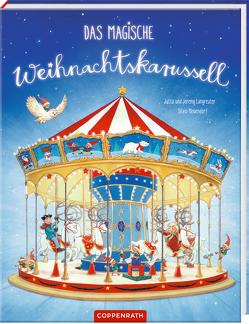 Das magische Weihnachtskarussell von Langreuter,  Jeremy, Langreuter,  Jutta, Neuendorf,  Silvio
