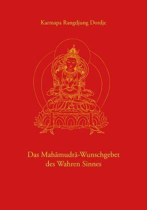 Das Mahamudra-Wunschgebet des Wahren Sinnes von Karmapa Rangdjung Dordje, Lama Tilmann Lhündrup