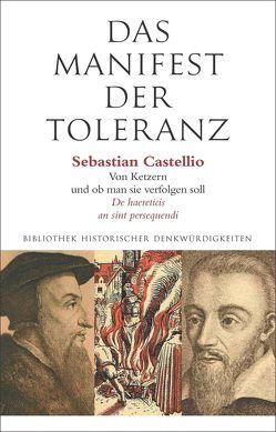 Das Manifest der Toleranz von Stammler,  Wolfgang