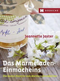 Das Marmeladen-Einmacheins von Jaster,  Jeannette