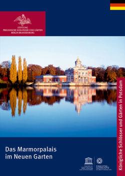 Das Marmorpalais im Neuen Garten von der Stiftung Preußischer Schlösser und Gärten Berlin-Brandenburg