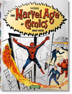 Das Marvel-Zeitalter der Comics 1961–1978 von Thomas,  Roy