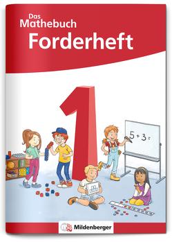 Das Mathebuch 1 – Forderheft von Dr. Walter,  Sebastian, Höfling,  Cathrin, Hufschmidt,  Ulrike, Kolbe,  Myriam, Michalke,  Julia, tiff.any