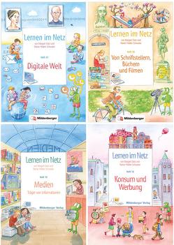 """Das Medien-Paket """"Lernen im Netz"""" von Datz,  Margret, Schwabe,  Rainer Walter"""