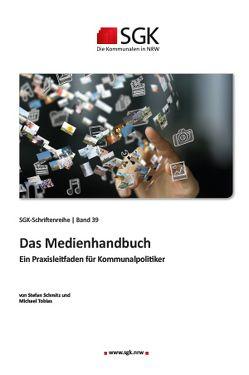 Das Medienhandbuch von Schmitz,  Stefan, Tobias,  Michael