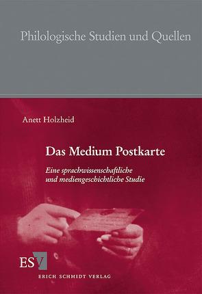 Das Medium Postkarte von Holzheid,  Anett