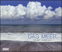 Das Meer 2019 – Natur-Fotografie – Wandkalender 58,4 x 48,5 cm – Spiralbindung von DUMONT Kalenderverlag