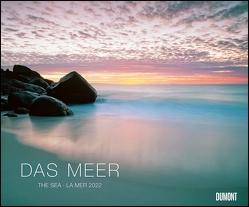 Das Meer 2022 – Natur-Fotografie – Wandkalender 58,4 x 48,5 cm – Spiralbindung