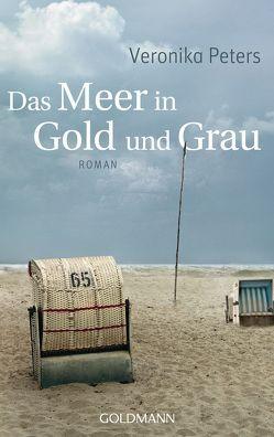 Das Meer in Gold und Grau von Peters,  Veronika