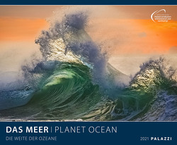 Das Meer – Planet Ocean 2021 – Bild-Kalender – Wand-Planer – 60×50