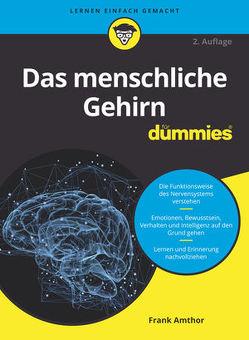 Das menschliche Gehirn für Dummies von Amthor,  Frank, Hemschemeier,  Susanne Katharina