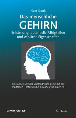 Das menschliche Gehirn von Denk,  Hans