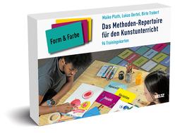 Das Methoden-Repertoire für den Kunstunterricht von Oertel,  Lukas, Plath,  Maike, Trabert,  Birte