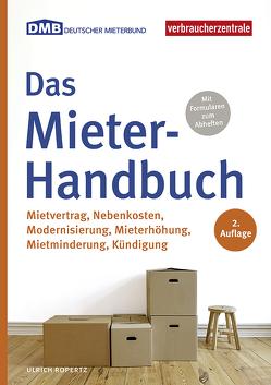 Das Mieter-Handbuch von Ropertz,  Ulrich