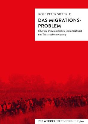 Das Migrationsproblem von Sieferle,  Rolf Peter