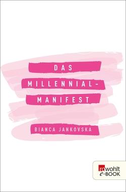 Das Millennial-Manifest von Jankovska,  Bianca