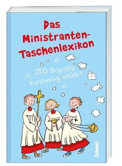 Das Ministranten-Taschenlexikon von Kokschal,  Peter