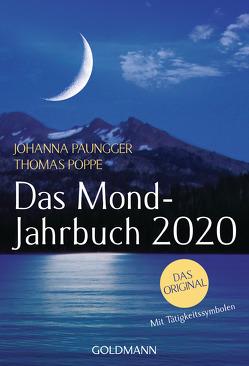 Das Mond-Jahrbuch 2020 von Paungger,  Johanna, Poppe,  Thomas