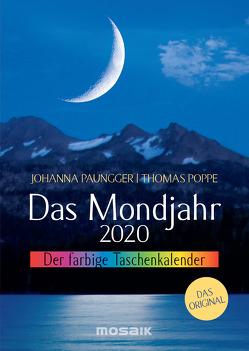 Das Mondjahr 2020 von Paungger,  Johanna, Poppe,  Thomas