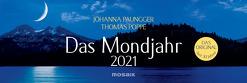 Das Mondjahr 2021 von Paungger,  Johanna, Poppe,  Thomas
