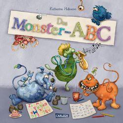 Das Monster-ABC von Hullmann,  Katharina