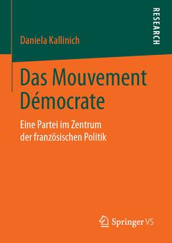 Das Mouvement Démocrate von Kallinich,  Daniela