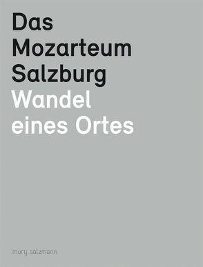 Das Mozarteum Salzburg von Rechenauer,  Robert