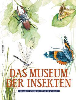 Das Museum der Insekten von de Angelis,  Anne, Lasserre,  François
