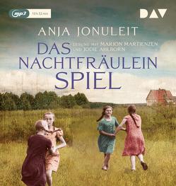 Das Nachtfräuleinspiel (1 mp3-CD) von Ahlborn,  Jodie, Jonuleit,  Anja, Martienzen,  Marion