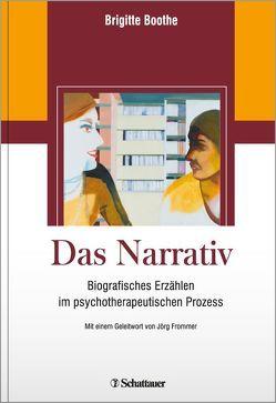 Das Narrativ von Boothe,  Brigitte, Frommer,  Jörg