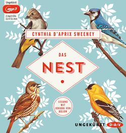 Das Nest von Bülow,  Johann von, Schweder-Schreiner,  Nicolai von, Sweeney,  Cynthia D'Aprix