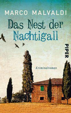 Das Nest der Nachtigall von Malvaldi,  Marco, Ruby,  Luis