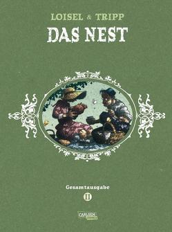 Das Nest Gesamtausgabe 2 von Budde,  Martin, Le Comte,  Marcel, Loisel,  Régis, Tripp,  Jean-Louis
