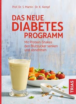 Das neue Diabetes-Programm von Kempf,  Kerstin, Martin,  Stephan