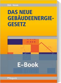 Das neue Gebäudeenergiegesetz (GEG) E-Book von Dirk,  Rainer