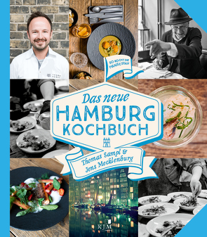 Das NEUE HAMBURG KOCHBUCH von Mecklenburg,  Thomas, Sampl,  Thomas