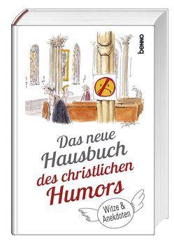 """Das neue Hausbuch des christlichen Humors von Bauch,  Volker, Küstenmacher,  Werner """"Tiki"""""""