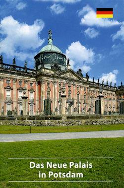 Das Neue Palais in Potsdam von Bahra,  Hanne