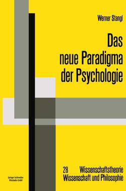 Das neue Paradigma der Psychologie von Stangl,  Werner