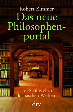 Das neue Philosophenportal von Zimmer,  Robert