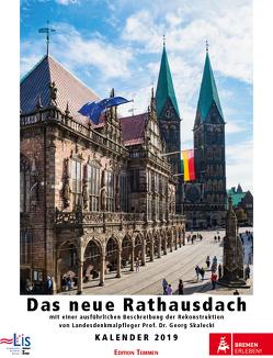 Das neue Rathausdach von Skalecki,  Georg