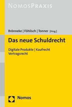 Das neue Schuldrecht von Brönneke,  Tobias, Föhlisch,  Carsten, Tonner,  Klaus