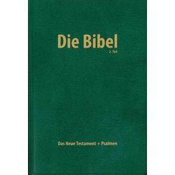 Das Neue Testament und die Psalmen – Kunststoffeinband