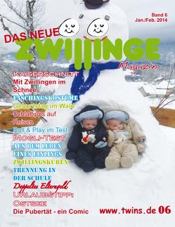 Das neue Zwillinge Magazin Jan. / Feb. 2014