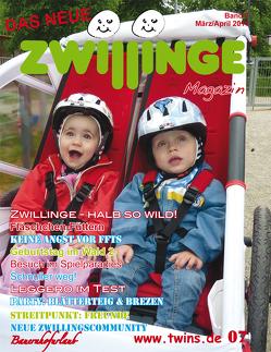 Das neue Zwillinge Magazin März/April 2014