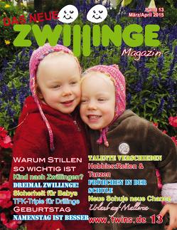 Das neue Zwillinge Magazin März/April 2015