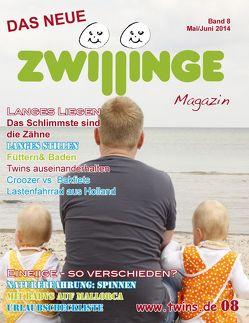 Das neue Zwillinge Magazin Mai/Juni 2014