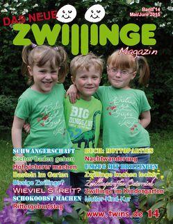 Das neue Zwillinge Magazin Mai/Juni 2015 von von Gratkowski,  Marion